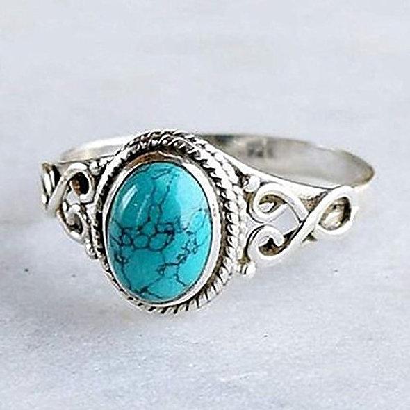 Bohemia Turquoise Ring