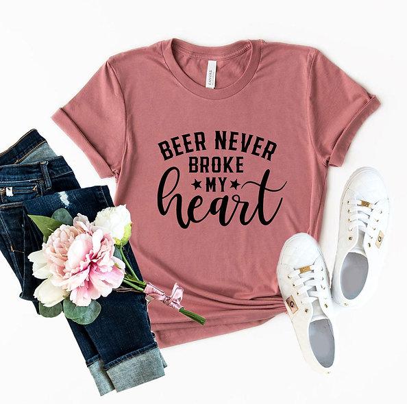Beer Never Tee