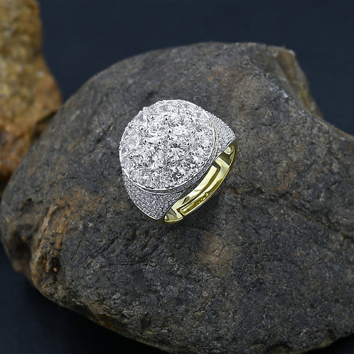 ANGELIC 925 SILVER RING  |9211402