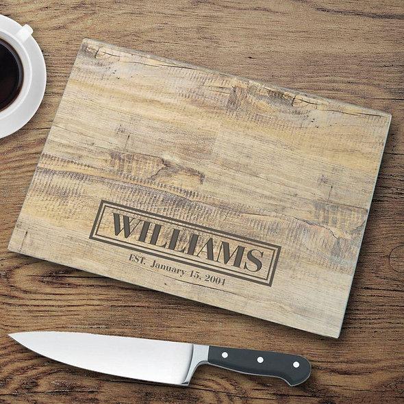 Wood Design Cutting Board