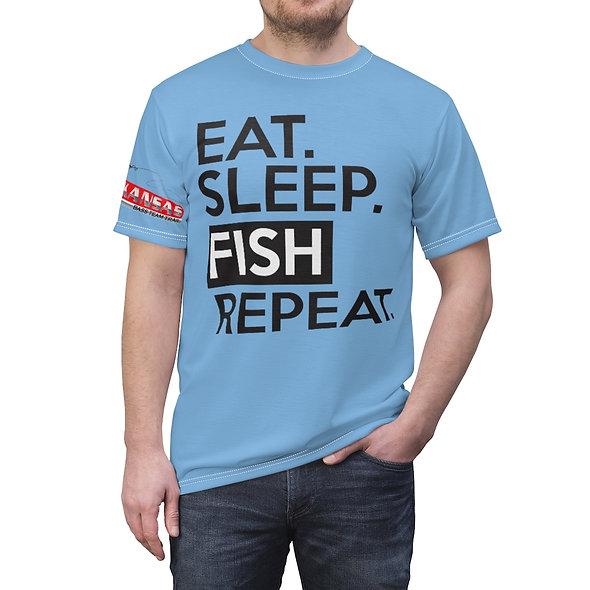 ABTT Sleep Fish Repeat Tee