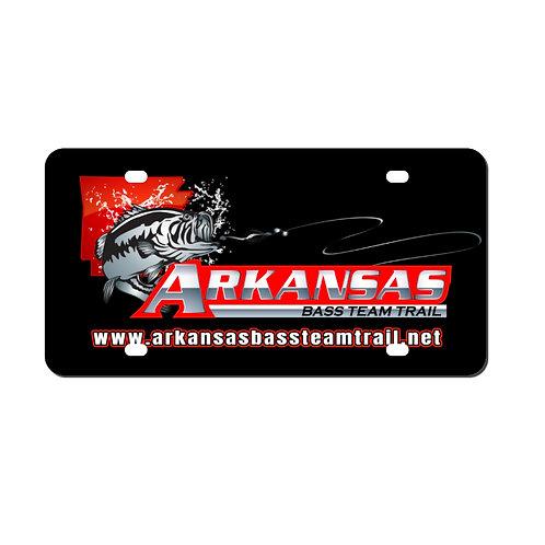 Automotive License Plate