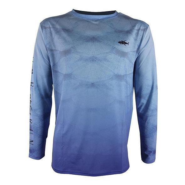 50 UV Walleye Performance Fishing Shirt
