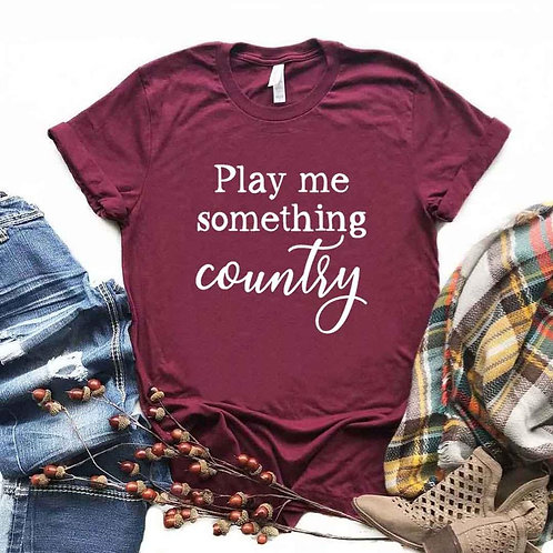 Something Country Tee