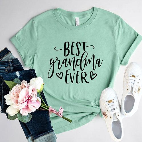 Best Grandma Ever Shirt