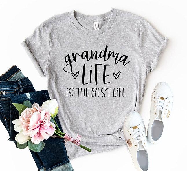 Grandma Life Tee