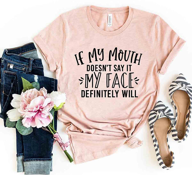 My Mouth Tee