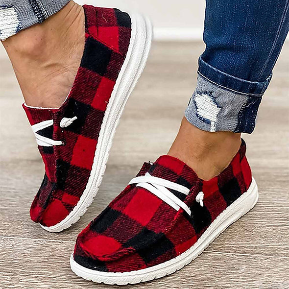 Women's Flat Slip-ons
