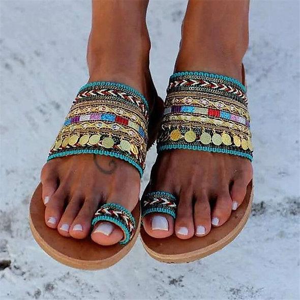 Bohemia Flat Sandals