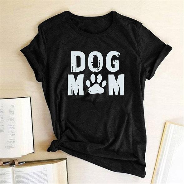 Dog Mom Paw Tee