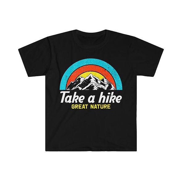 Take A Hike Softstyle Tee