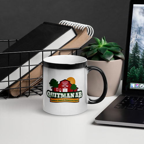 Quitman Glossy Magic Mug