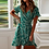 Thumbnail: Green Floral Dress