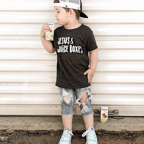 Jesus and Juice | Kids Tee