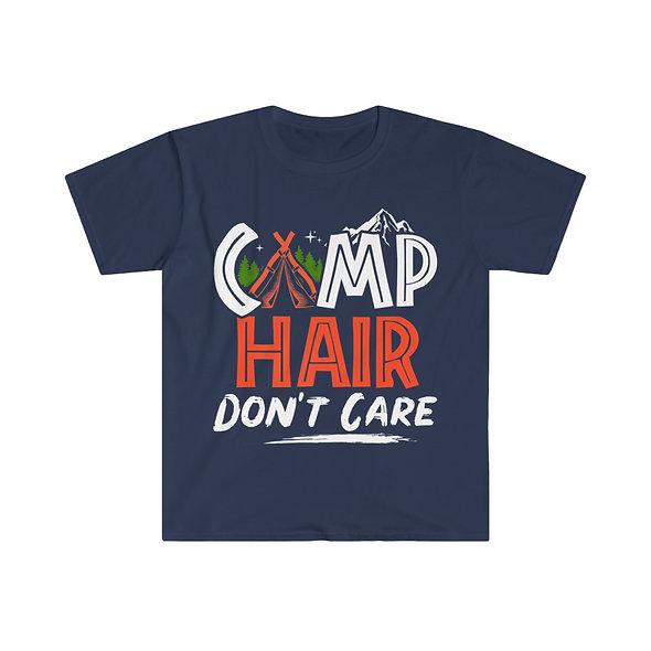 Camp Hair Softstyle Tee