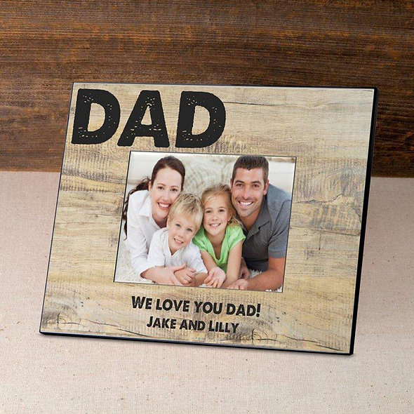 Father's Day Frame-Classic Dad