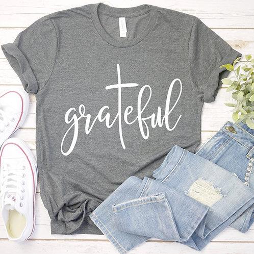 Grateful Cross Tee