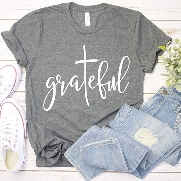 Grateful Cross Tee