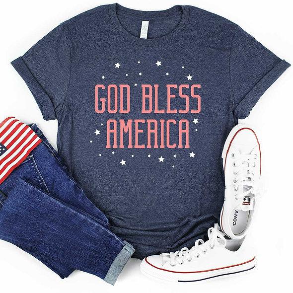 Bless America Tee
