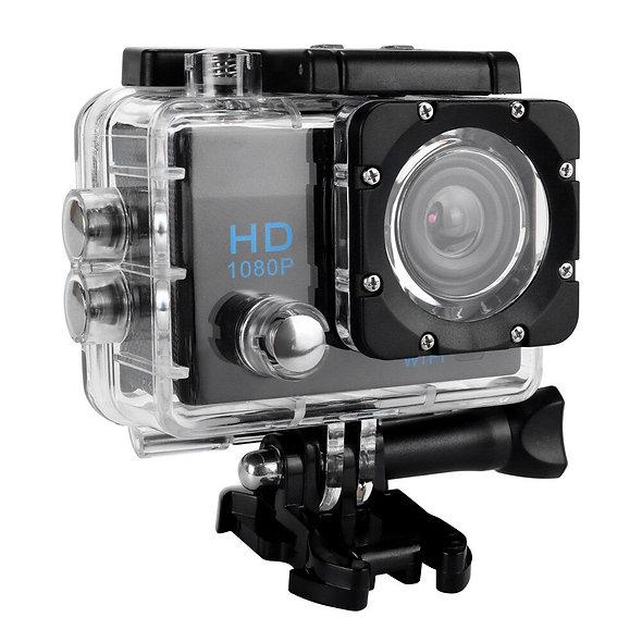 Full HD 1080P Waterproof Sports Action Camera