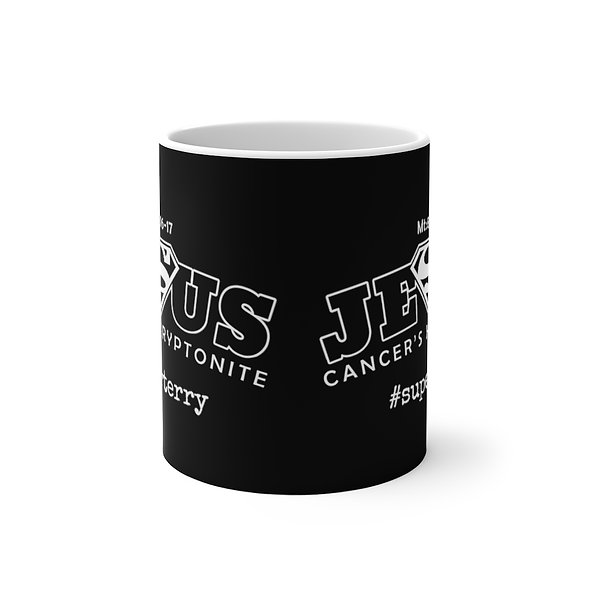 #superterry Color Changing Mug