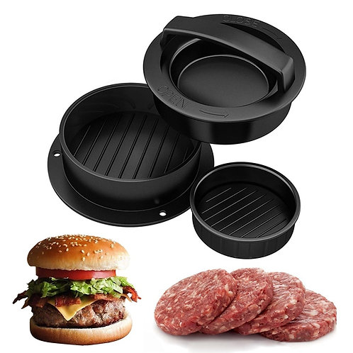 Round Shape Burger Press Food