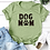Thumbnail: Dog Mom Paw Tee