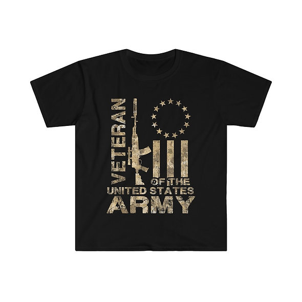Army Vet Softstyle Tee