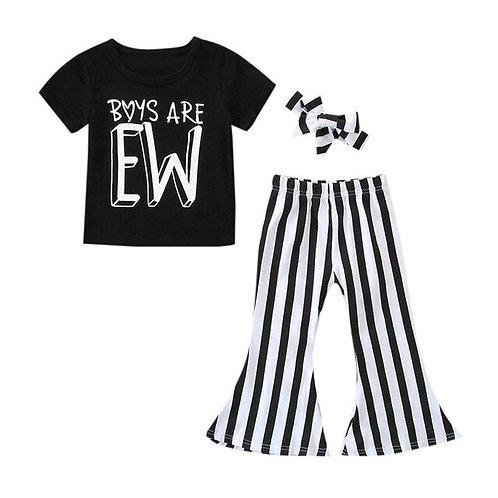 Fashion streetwear costume for Toddler Kids
