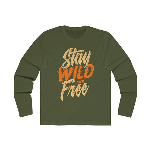 Wild & Free Tee