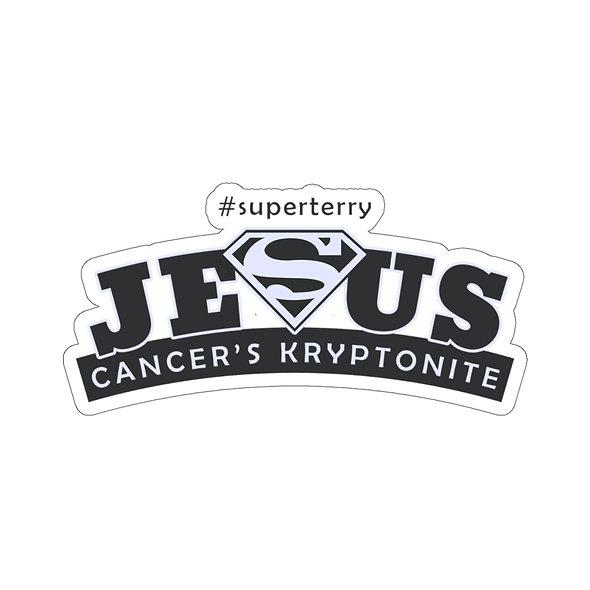 #superterry Kiss Cut Stickers