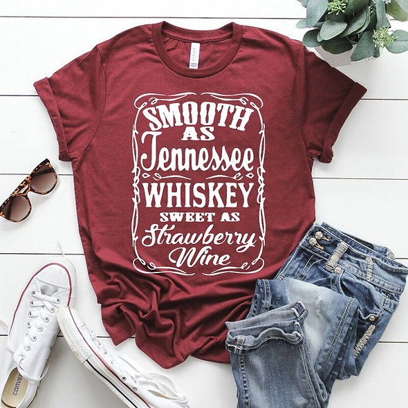Smooth as Whiskey Tee