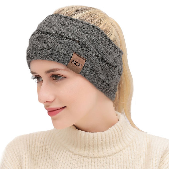 Knitted Winter Hairband