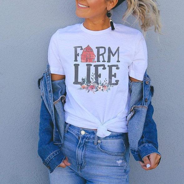Farm Life Tee
