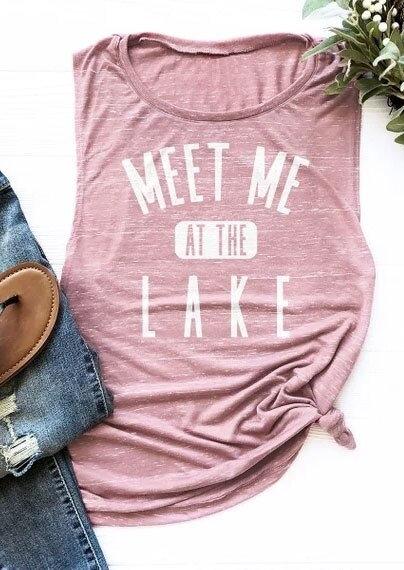 Meet Me at Lake Tank