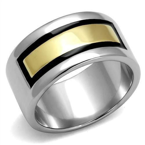 TK3008 Two-Tone IP Gold (Ion Plating) Stainless