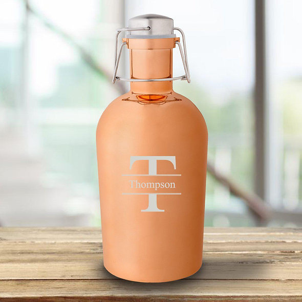Copper Growler - 64 oz.