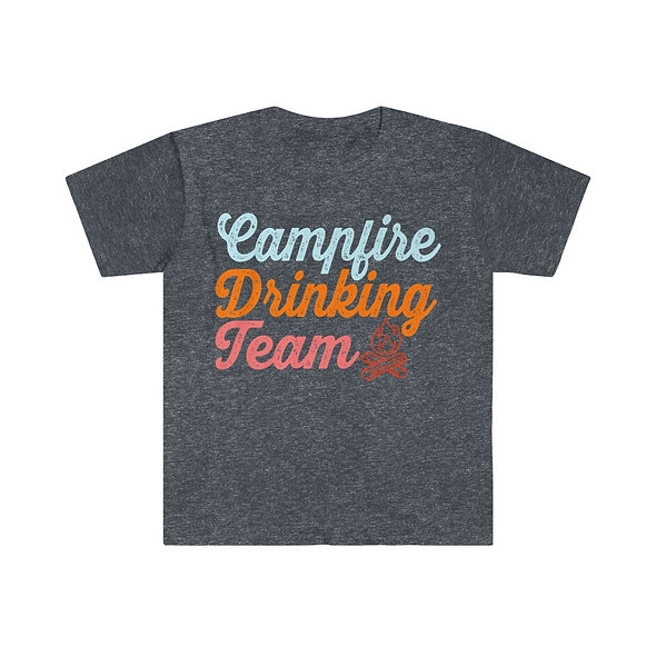 Campfire Team Softstyle Tee