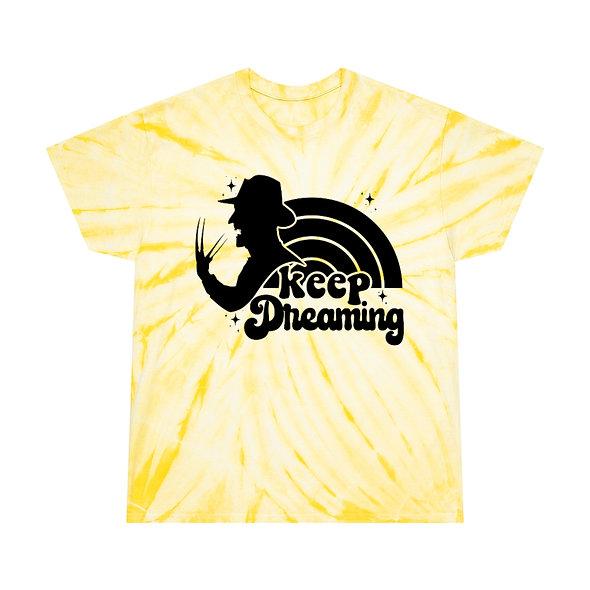 Keep Dreaming Tie-Dye Tee