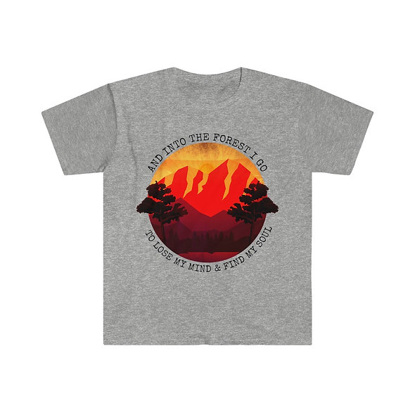 Find My Soul Softstyle Tee