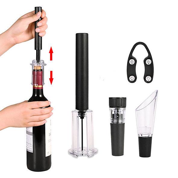 Air Pump Wine Bottle Opener