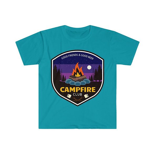 Campfire Club Softstyle Tee
