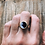 Thumbnail: My Moon Hammered Custom Ring