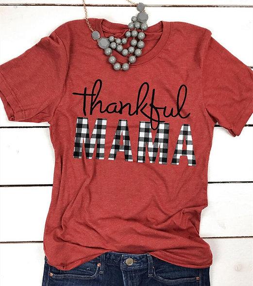 Thankful Mama Tee