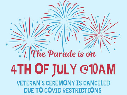 Our 2020 4th of July Parade