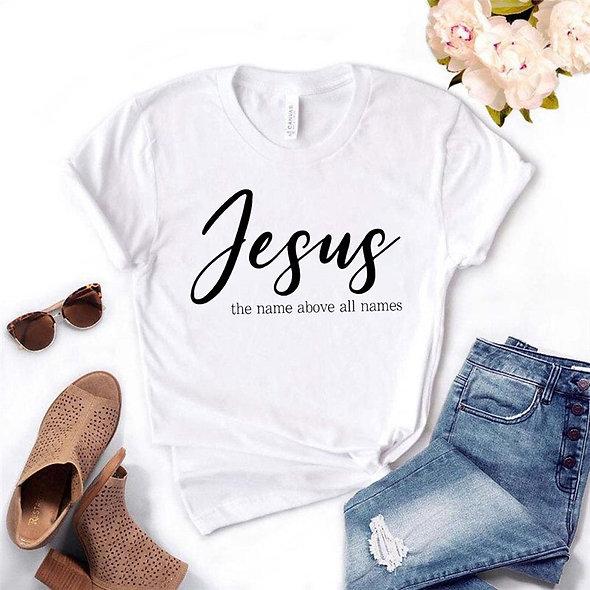 Jesus Name Tees (Variety)