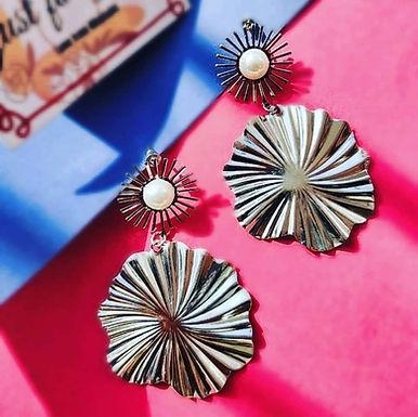 Aliza Silver Earring