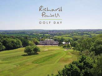 Richard Powell Golf Day