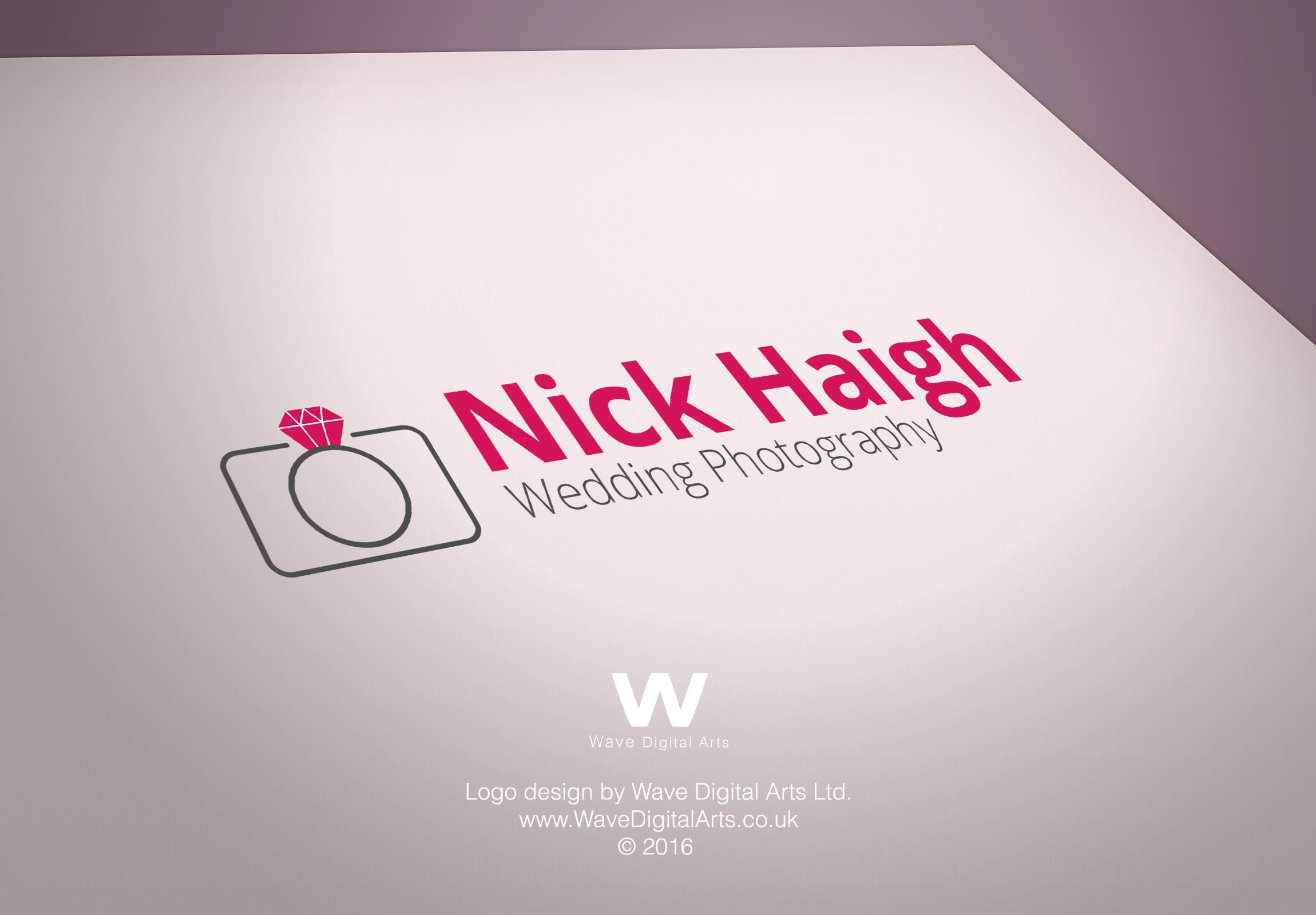 Nick Haigh Logo Design