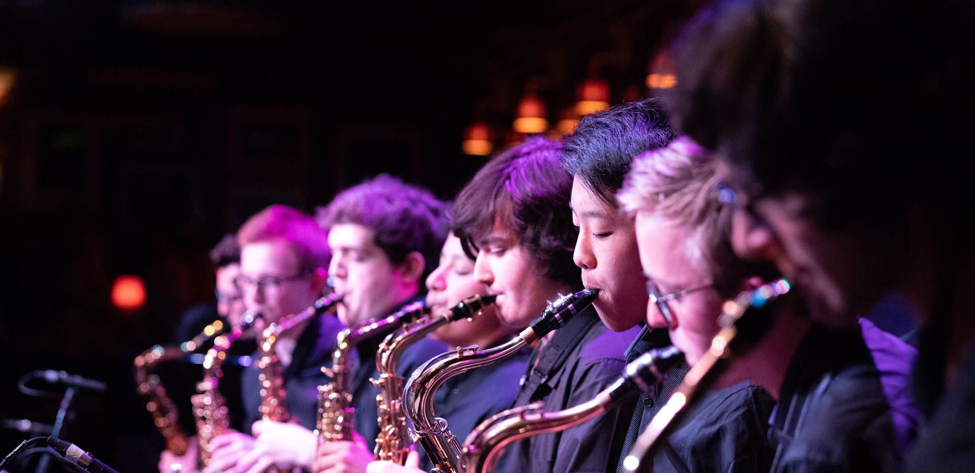 Eltham College: Ronnie Scotts Concert